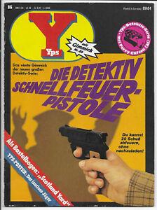 Yps-Nr-86-von-1977-mit-Bastelteil-Poster-Davy-Crockett-Ragnar-TOP-Z1