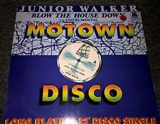 """JUNIOR WALKER AND THE ALL STARS Blow The House Down 12"""" VINYL"""