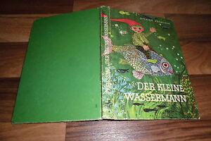 Otfried-Preussler-der-KLEINE-WASSERMANN-Hardcover-von-Thienemanns-1976