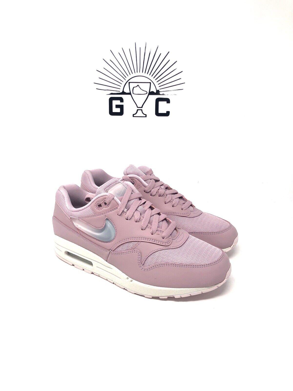 "Brand New Nike Air Max 1 W ""Plum Pink Obsidian"" DS Womens Size 10.5W"
