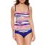 14 Msrp $48.00 New 10 Liz Claiborne Stripe Tankini Swimsuit Top Size 6 8