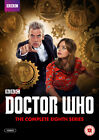 Doctor Who The Complete Series 8 DVD 2014 Science Fiction Region 2