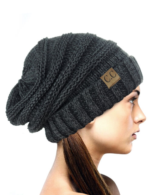 092c752c560 Nyfashion101 Oversized Baggy Slouchy Thick Winter Beanie Hat