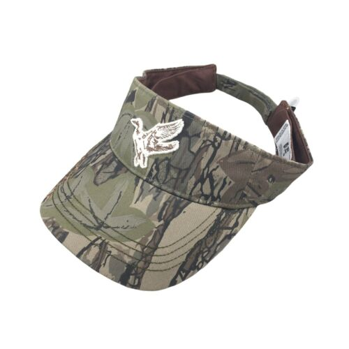 Duck Dynasty Camouflage Sunvisor Hat