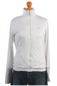 Vintage-90s-Adidas-Casuals-Retro-Shell-Chaqueta-de-pista-Chandal-Top-Talla-M-SW1434