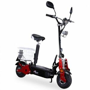 eflux street 40 km h elektro roller e scooter. Black Bedroom Furniture Sets. Home Design Ideas