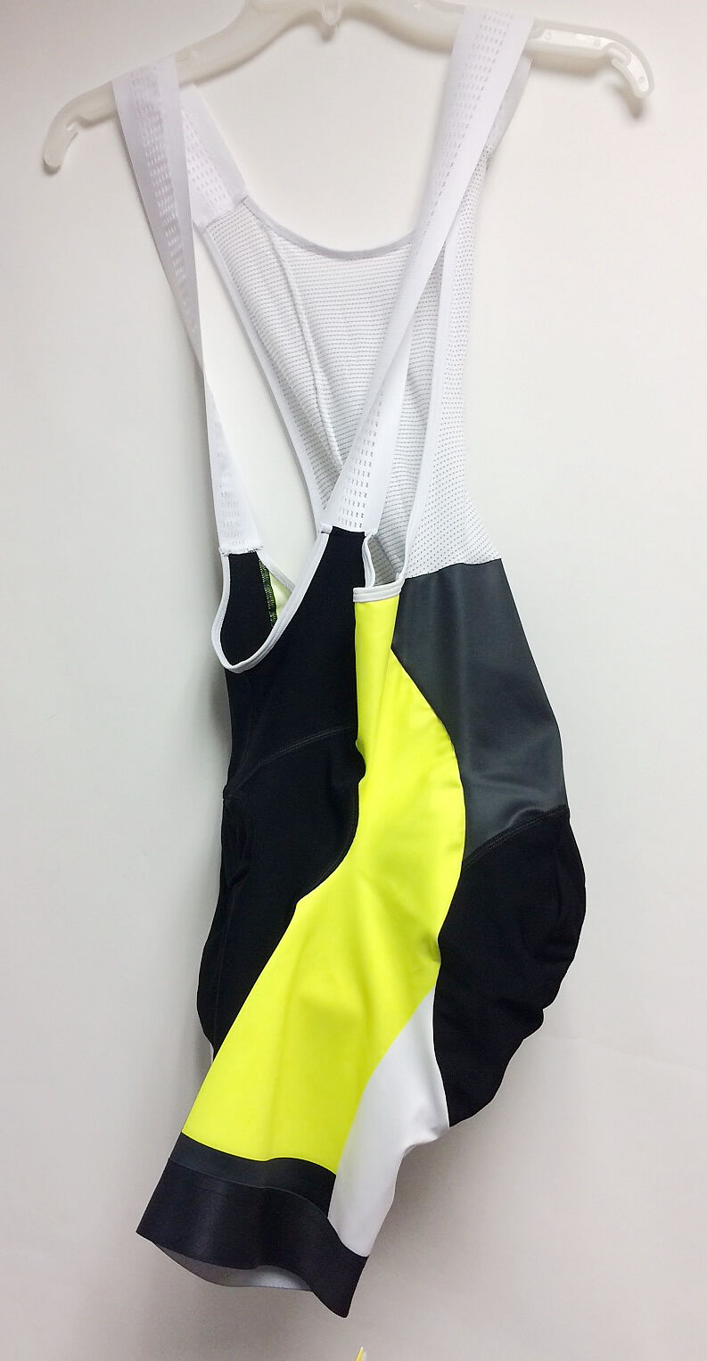 Watershield Cycling BIB SHORTS (carbon Rekord pad) - Made in  by GSG