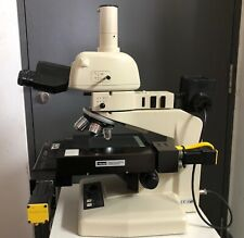 Nikon Optiphot 150 Wafer Inspection Microscope With 150mm Stage