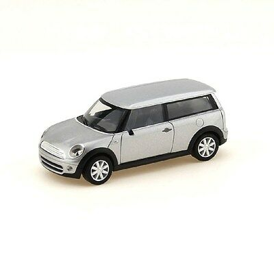 Herpa NEW MINI COOPER CLUBMAN 025-1:87 Bordeaux-Met