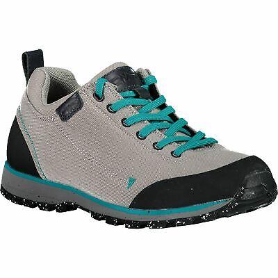 Cmp Scarponcini Outdoorschuh Elettra Low Wmn Cordura Hiking Shoes Marrone Tessile-mostra Il Titolo Originale Materiali Superiori