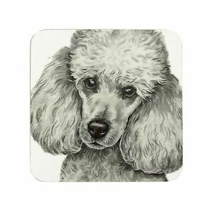 WAGGY DOGZ KING CHARLES CAVALIER DOG PUPPY MADE UK PRESENT GIFT QUALITY COASTER