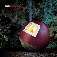 Phish Round Room 12 Track 2002 Cd