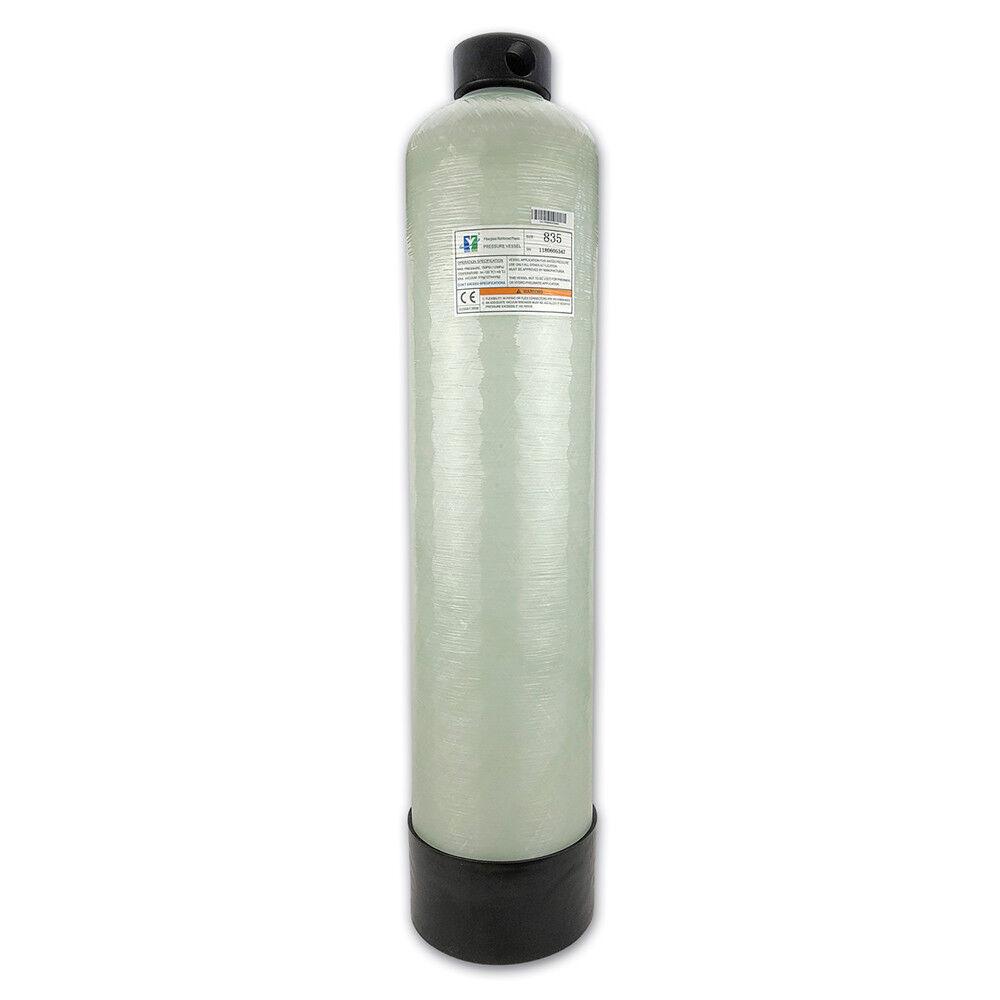 Finerfilters 0835  08 x 35 di resina contenitore con 25 litri di capacità