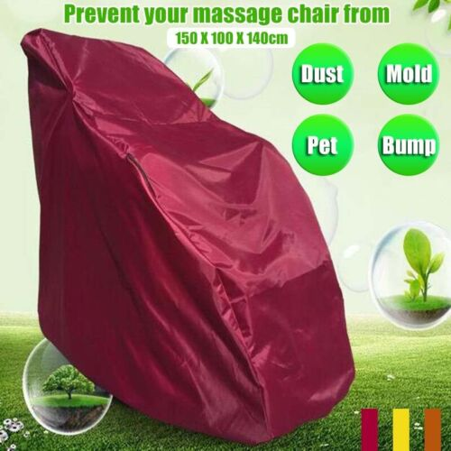 Waterproof Massage Chair Cover Full Body Covering Sunshade Beauty SPA Universal