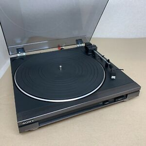 SONY-PS-LX47P-Turntable-Servo-Compact-MIDI-Controlled-Replacement-Unit-B261