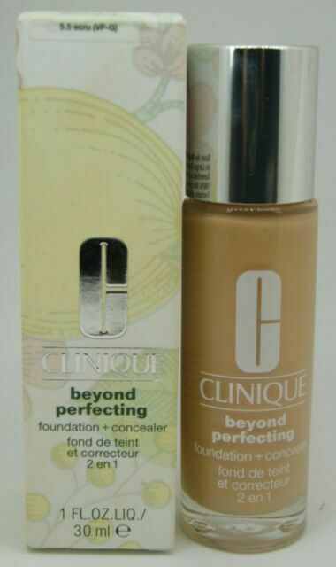 Clinique Beyond Perfecting Foundation Concealer 5 5 Ecru 30ml For Sale Online Ebay