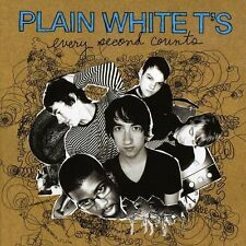Plain White T's Every second counts (2007) [CD]