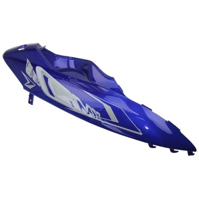 Revestimiento Lateral Cubierta Azul Trasero Derecha YY50QT-6 Rtm Scooter Shop