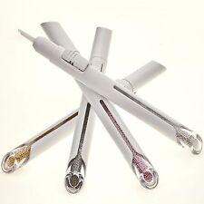 2PCS K-Beauty NOQ Brion Pen Gold & Silver color/Button Type/Nail art decoration