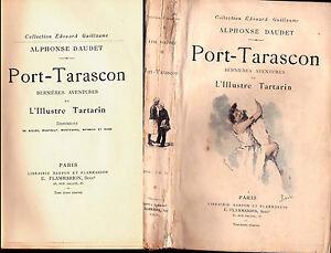 ENV-1922-ALPHONSE-DAUDET-034-PORT-TARASCON-034-ILLUSTRE-MYRBACH-ETC