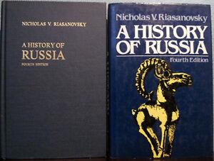 1984-NICHOLAS-RIASANOVSKY-A-HISTORY-OF-RUSSIA-Fourth-Edition