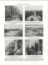 WW1 Coup D'état Portugal Brest Litovsk Armistice