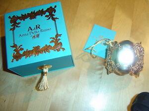 Anna-Dello-Russo-Armband-Armreif-Baroque-Family-Gold-neu-in-Geschenkbox