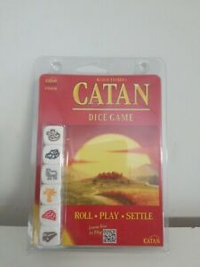 Catan Dice Game 3120 Klaus Teuber for Mayfair Games - BRAND NEW Ships Free