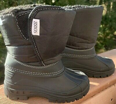 Boys and Girls ZOOGS Kids Snow Boots for Toddlers