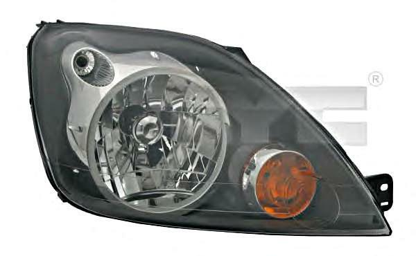Headlight Front Lamp Right Fits Ford Fiesta Ikon Hatchback