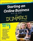 Starting an Online Business All-in-One For Dummies by Shannon Belew, Joel Elad (Paperback, 2014)