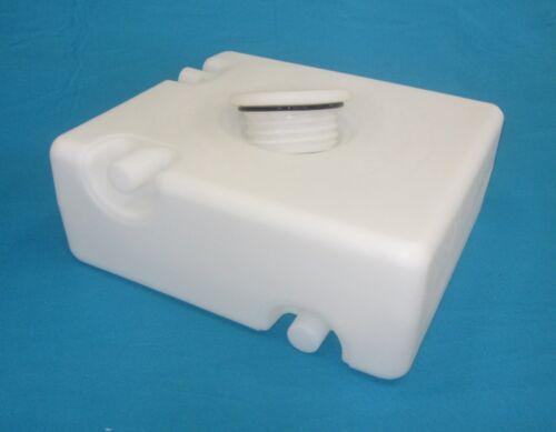 Abwassertank 33 l Wohnmobil Wohnwagen Boot Frischwassertank Flacher Wassertank