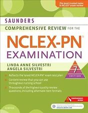 Saunders Comprehensive Review for the NCLEX-PN® Examination by Angela Silvestri and Linda Anne Silvestri (2018, Paperback)