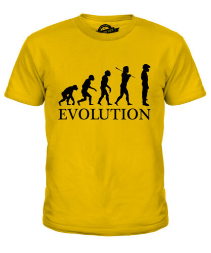 RACING DRIVER EVOLUTION KIDS T-SHIRT TEE TOP GIFT COSTUME FANCY DRESS