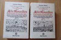 Faksimile Sebastian Münster  Cosmographia Beschreibung der ganzen Welt ,1628