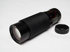 Sears/Samyang Auto Zoom Multicoated 60-300mm f/4-5.6 zoom lens Pentax KA mount