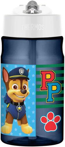 Termo De Agua Para Ninos De Paw Patrol En Color Azul 12 onza Cosas Escolares