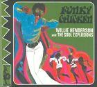 Funky Chicken [Digipak] by Willie Henderson & The Soul Explosions/Willie Henderson (CD, Apr-2007, Vampi Soul)