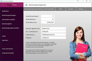 Bewerbungsmappe Lebenslauf Anschreiben Und Deckblatt Software Für