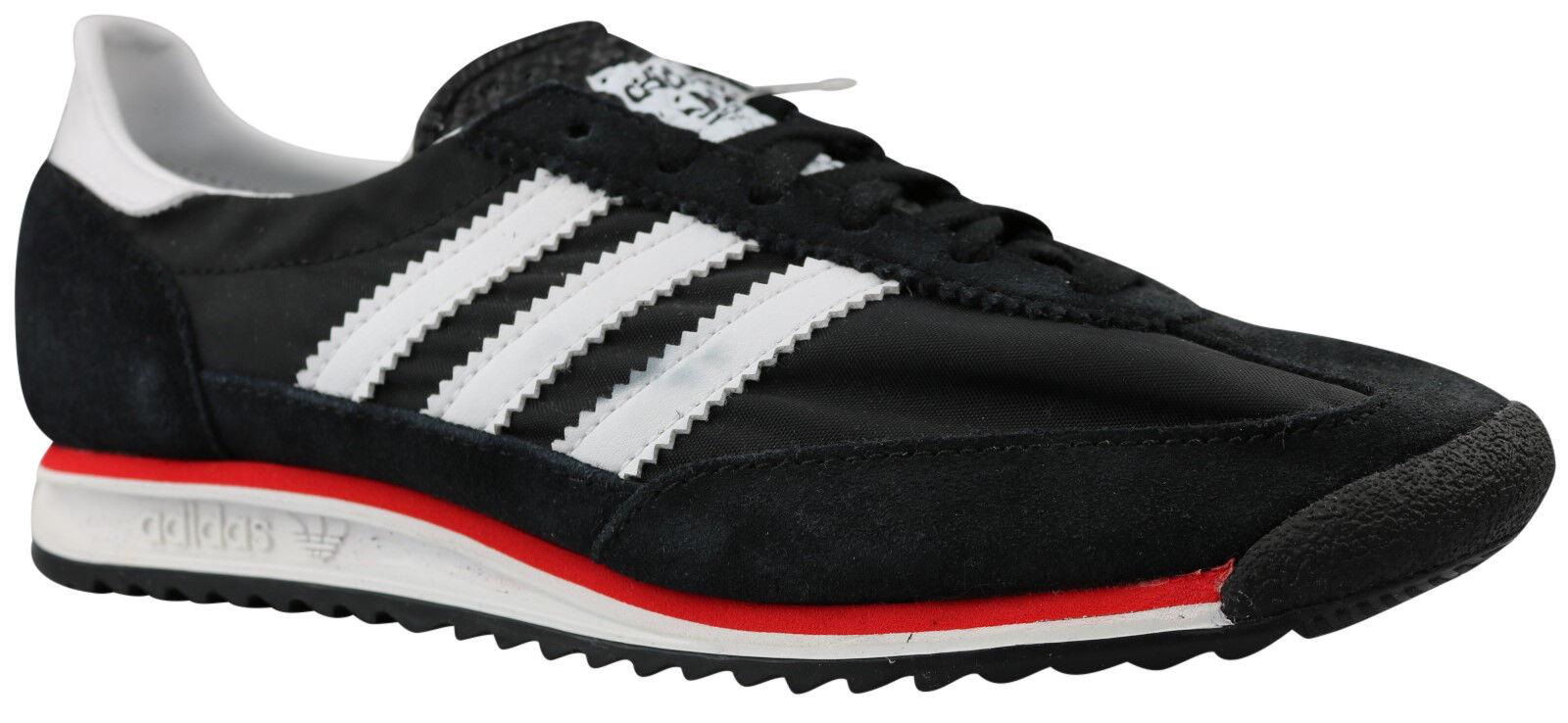 Adidas Originals SL 72 Turnschuhe Schuhe S78997 schwarz Gr. 36 45 46,5 NEU