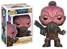 FUNKO POP MARVEL GUARDIANS OF THE GALAXY VOL2 TASERFACE  #206