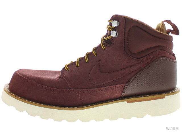 NIKE KARSTMAN LEATHER 599475-220 barkroot brown/brch-brkrt brwn Size 8
