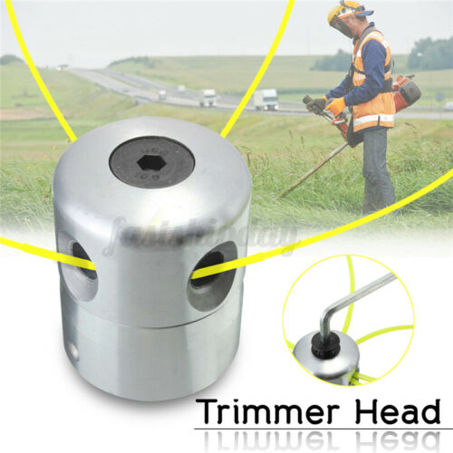 Universal Trimmer Head Grass Cutting Line Strimmer For Brushcutter Lawn Mower