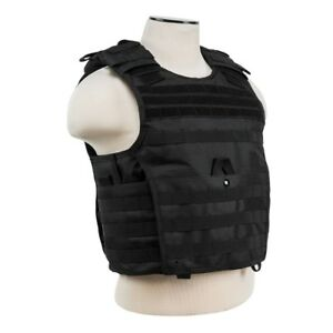 NcStar-VISM-BLACK-Tactical-MOLLE-Operator-Plate-Carrier-Body-Armor-Chest-Rig