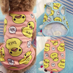 Dog-Cotton-Jumpsuit-Dog-Pajamas-Dog-Clothes-Yorkie-for-Clothing-Chihuahua-Puppy