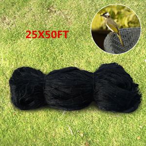 25-039-x50-039-Anti-Bird-Netting-Soccer-Game-Garden-Plant-Poultry-Avaiary-Net-2-039-039-Mesh