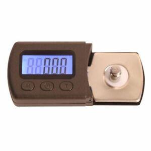 LED-Vesion-Professional-Turntable-Stylus-Force-Pressure-Gauge-Scale-Gauge-Neu