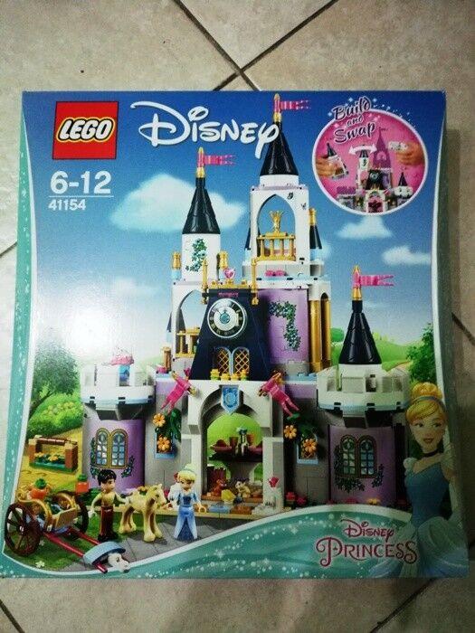 Lego 41154 - Cinderella's Dream Castle
