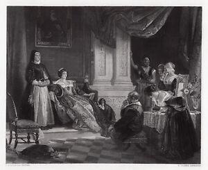 Charles Robert Leslie--Dulcinea Del Toboso the Peasant Mistress of Don Quixote