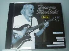 Georges Moustaki Live (22 tracks) [CD]